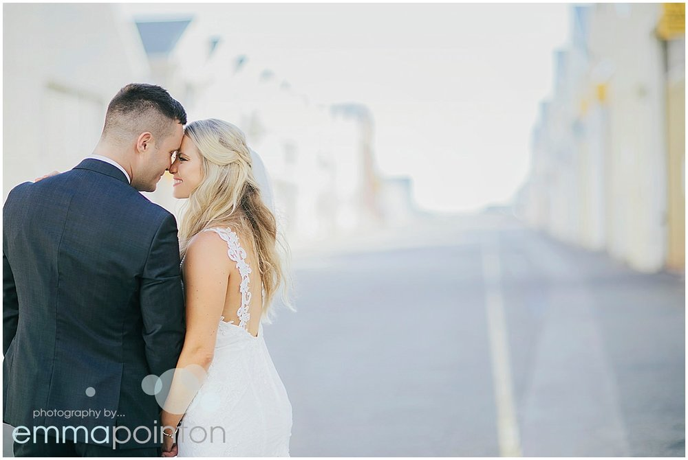 Fremantle Maritime Museum Wedding