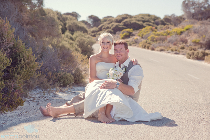 Rottnest Wedding at Parker Point