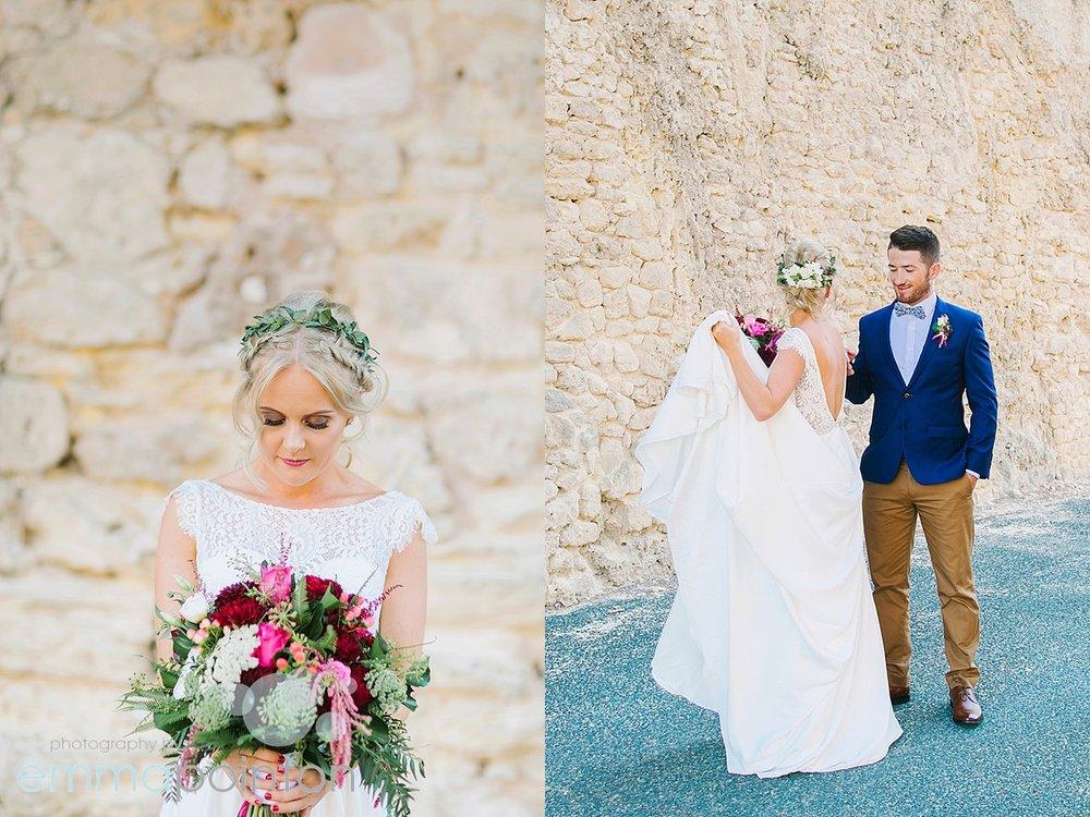 Boho Freo bride