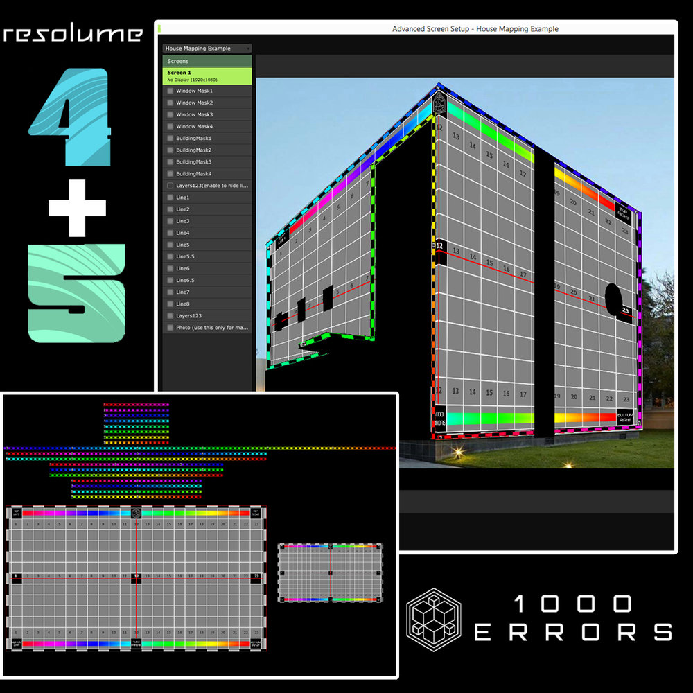 Free Resolume Arena Mapping Tutorial, Project and VJ Loops.jpg