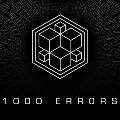 VJ Shop — 1000 Errors