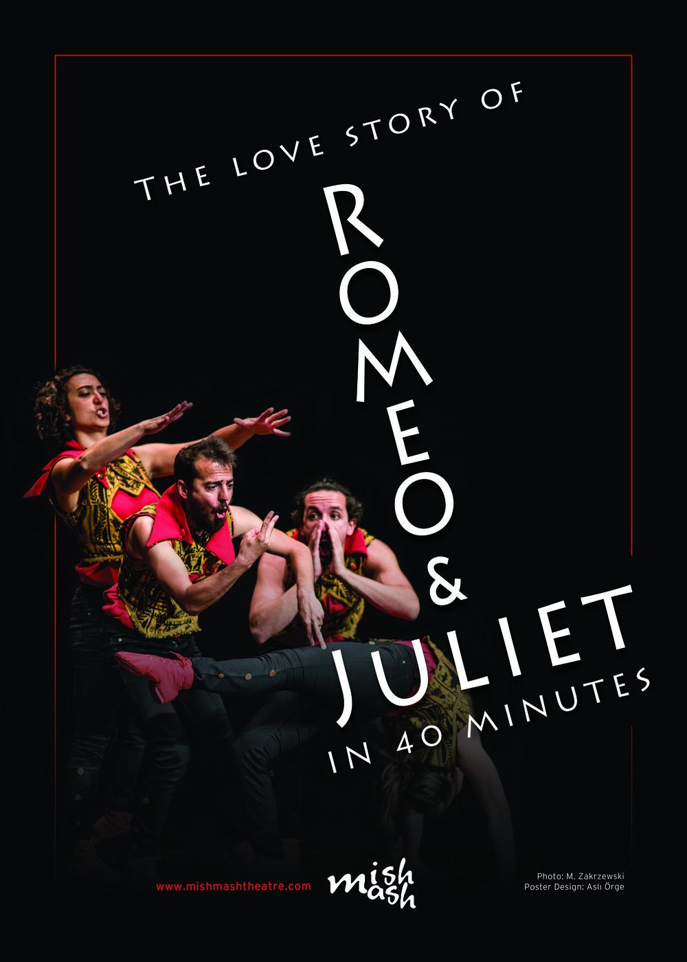 Romeo Juliet MishMash International Theatre Company