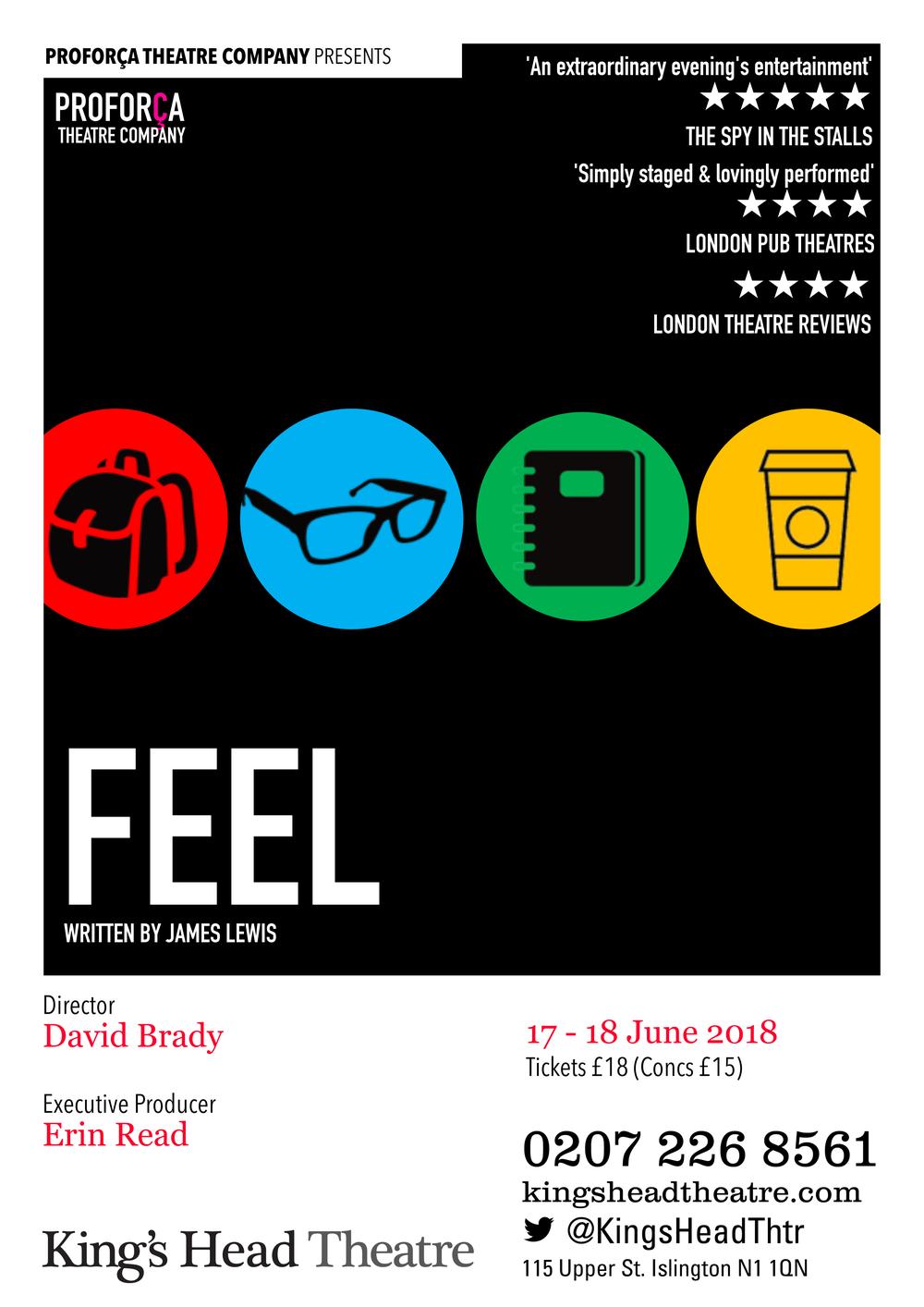 Feel - King's Head (2018)