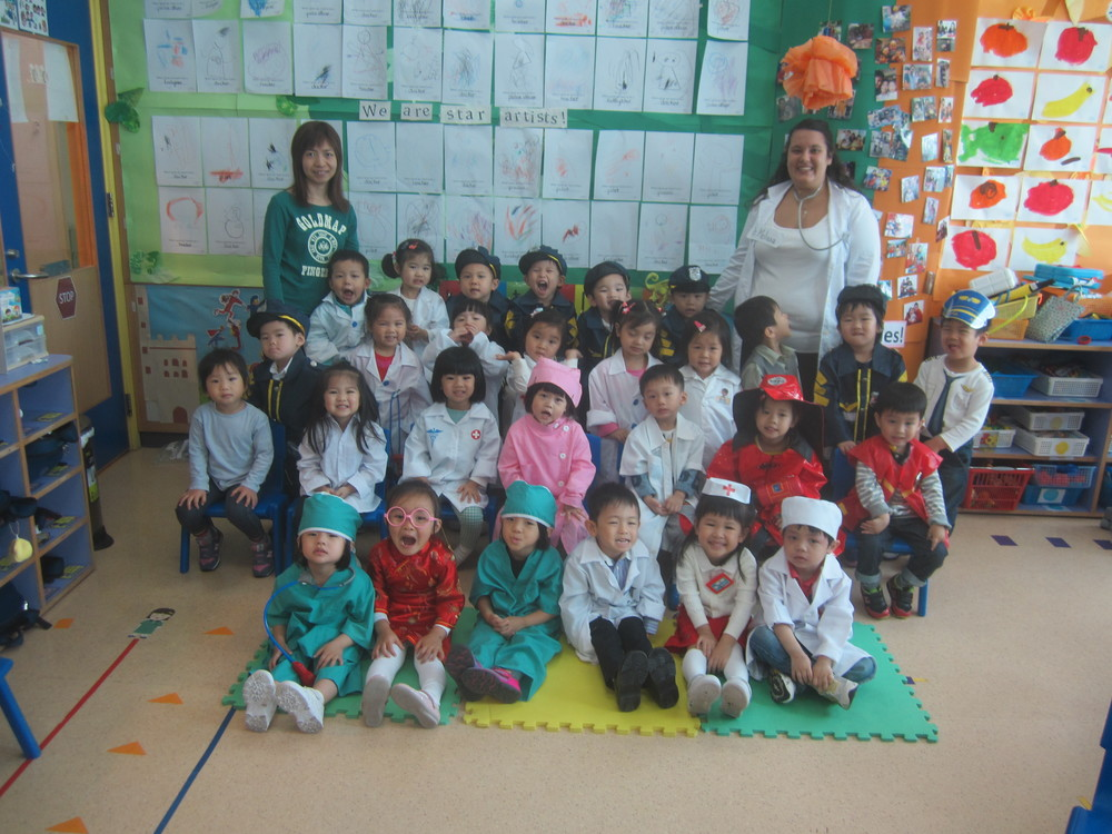 Teacher Abroad Hong Kong