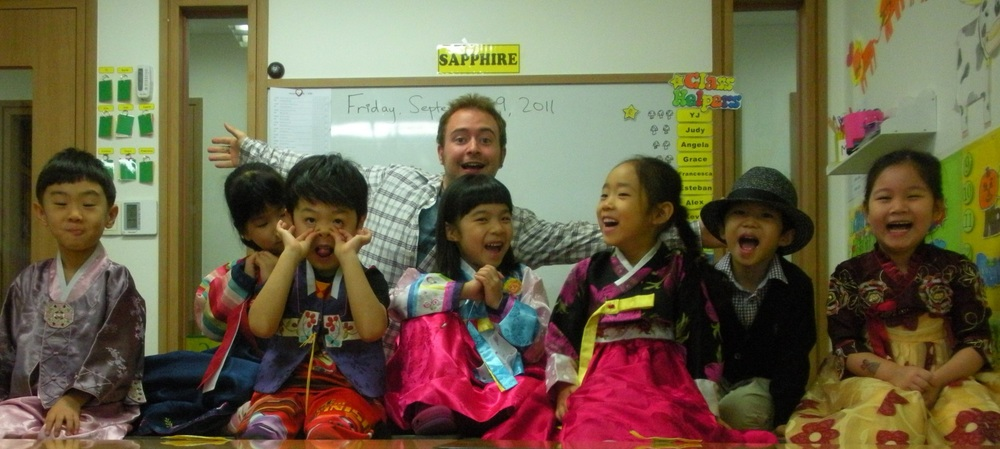 Teachers Abroad in Seoul, South Korea