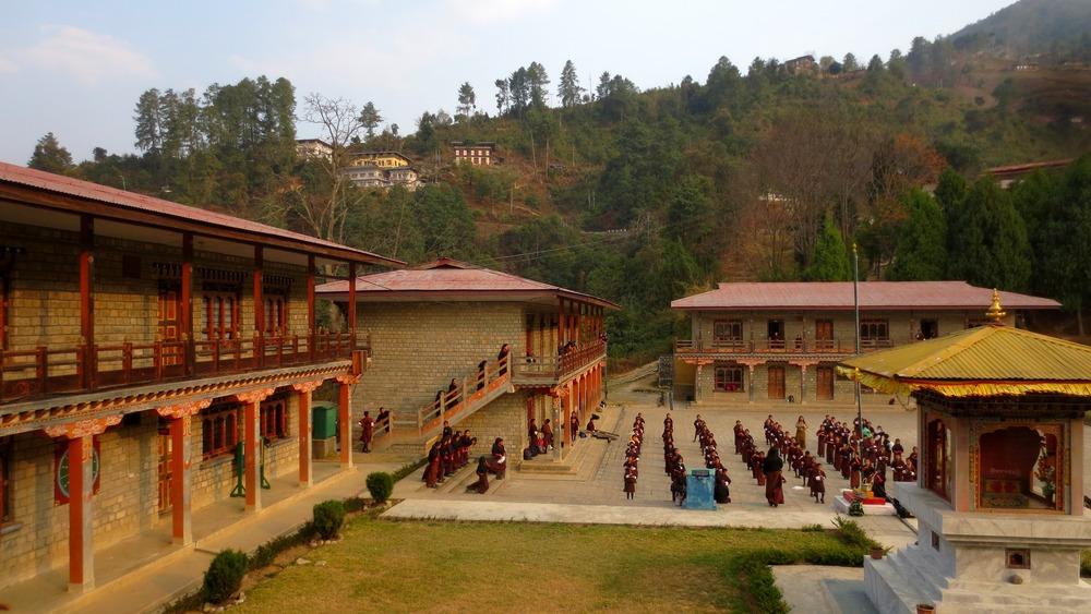 Mongar School, Bhutan