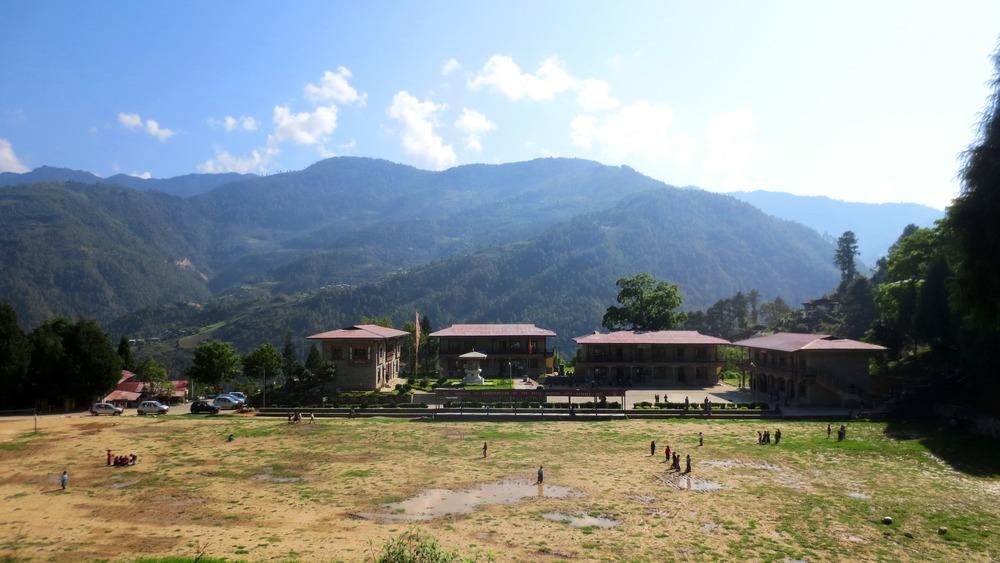 Monger School, Bhutan