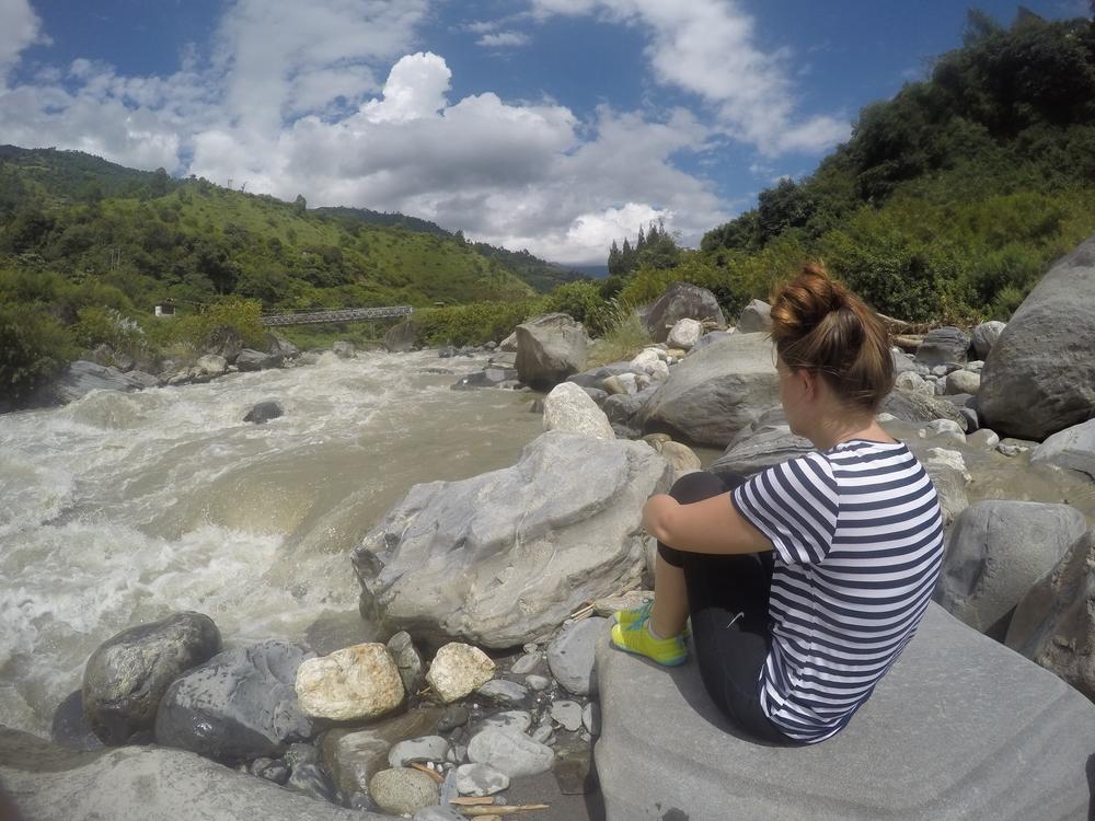 Teacher in Bhutan