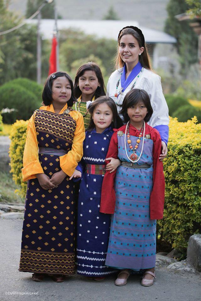 Foreign Teacher in Bhutan
