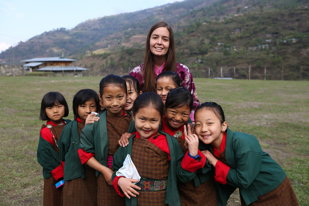 Megan from Korbay Delay Teaching Abroad
