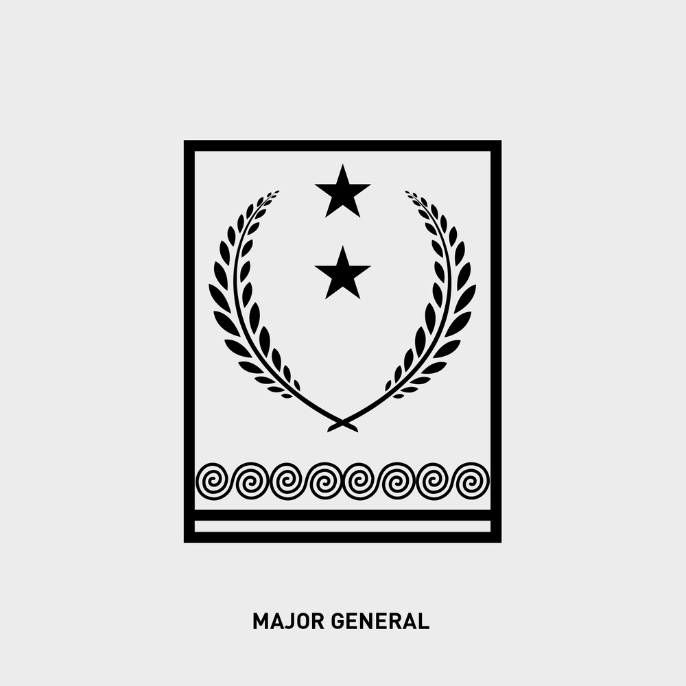 Army insignia gagica majorgeneral 01g biocorpaavc Images