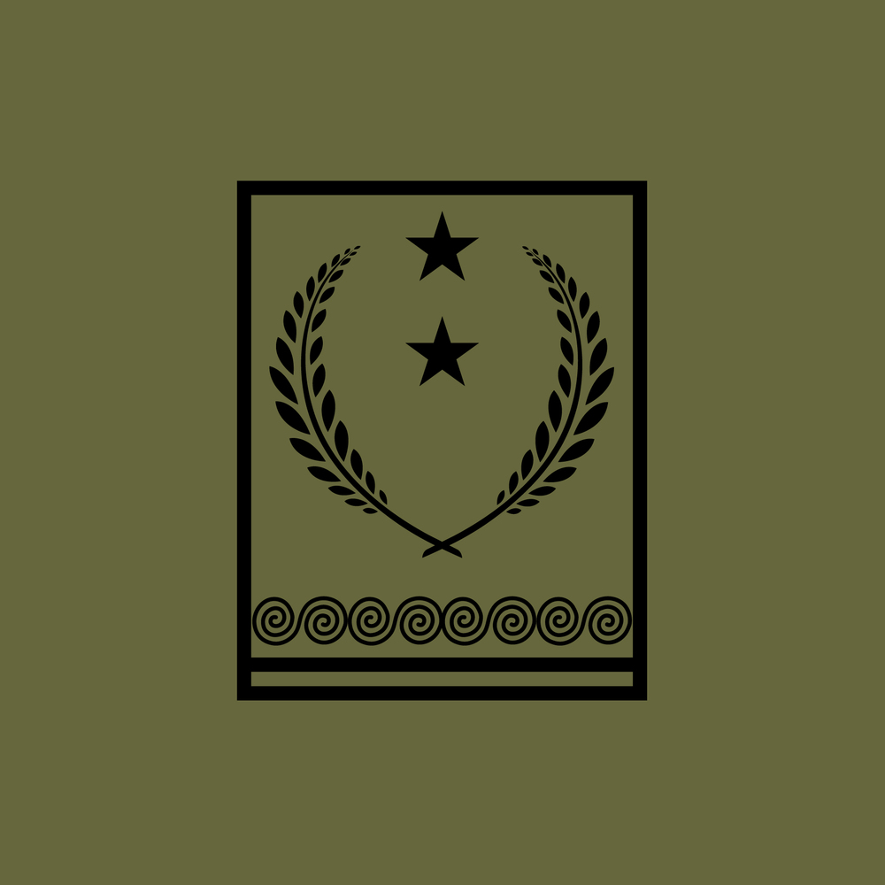 Army insignia gagica majorgeneralgrn 01g biocorpaavc Images