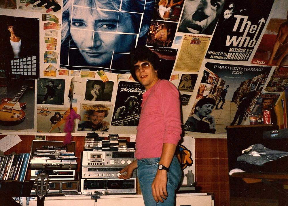 Paul Altobelli circa 1985