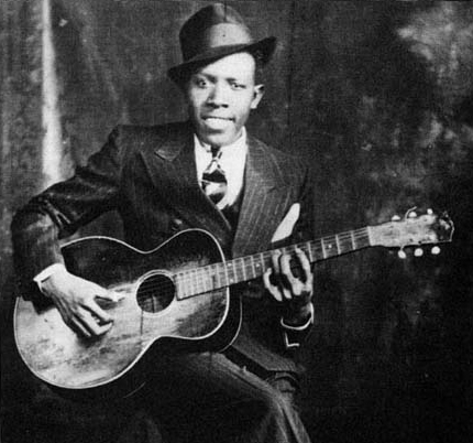 Robert Johnson's Crossroads