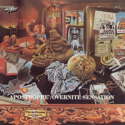 Frank Zappa – Apostrophe' / OverNite Sensation (1990)