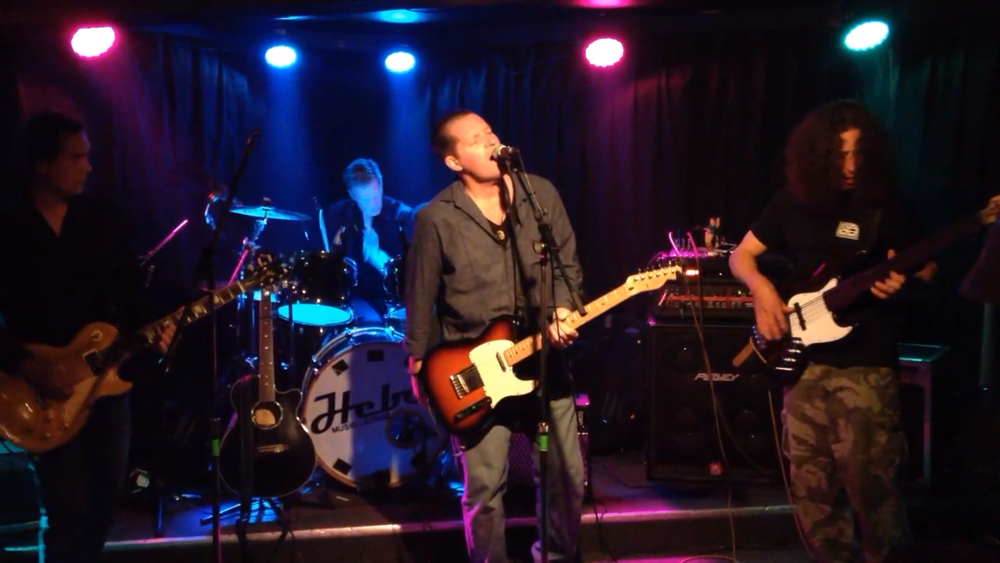 Steve Oakley Band - Hebe Music Lounge - October 11, 2014