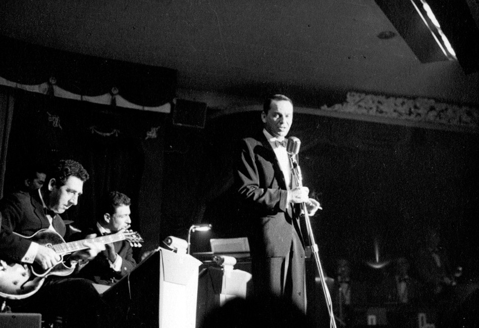 Frank Sinatra, 500 Club, Atlantic City