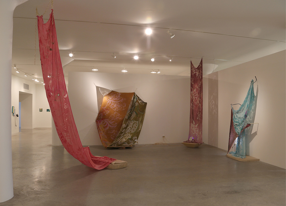 """The Velvets"": Columbia MFA Thesis Installation"