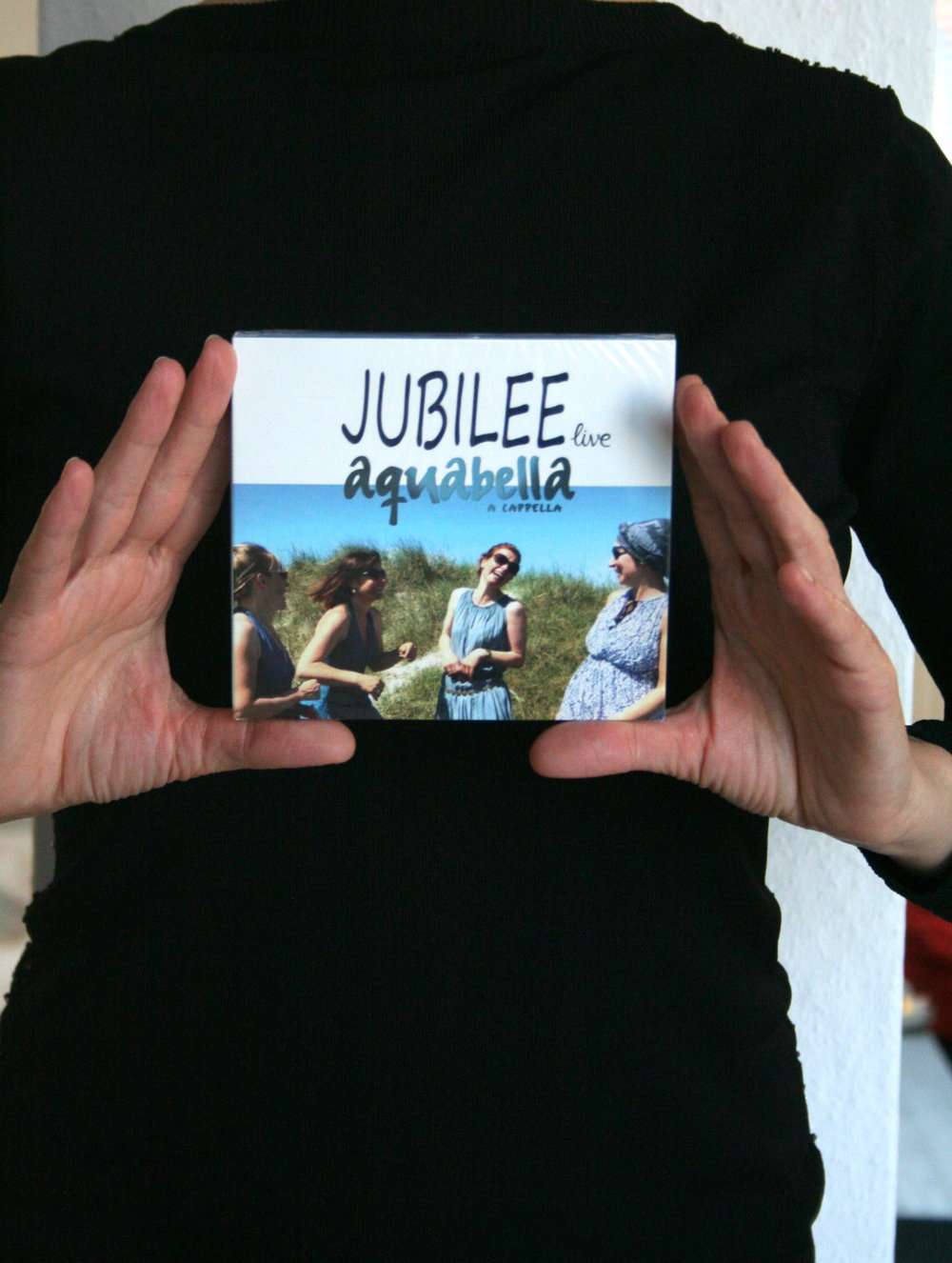 "CD ""Jubilee"" available NOW"