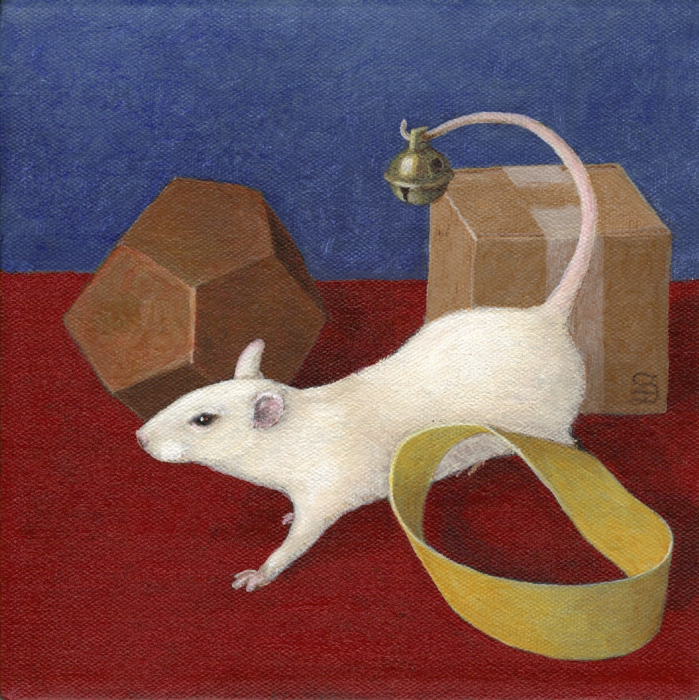 Alchemical Rat (1, 6, 12)