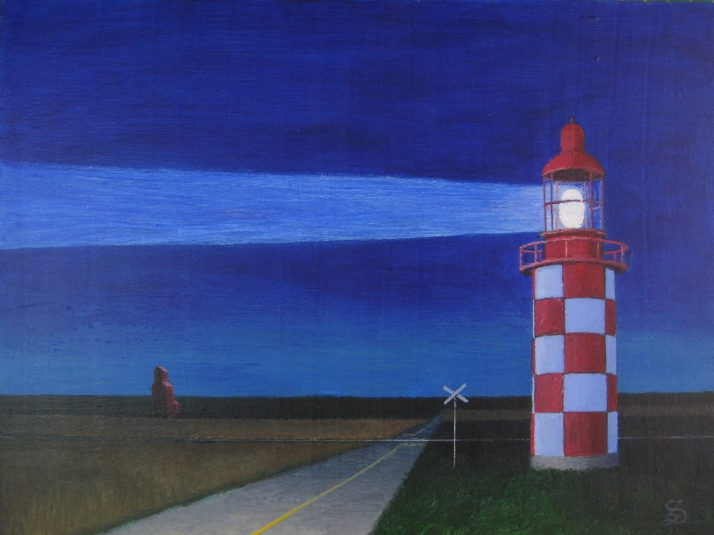Prairie Lighthouse