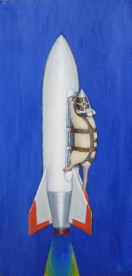 Rocket Rat