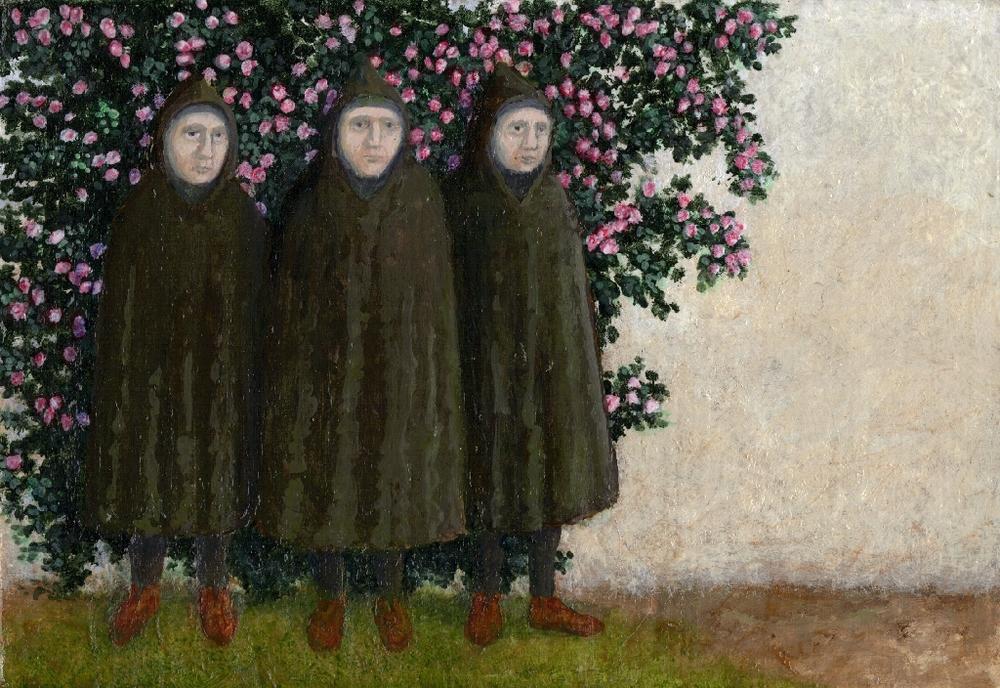 Three Gardeners