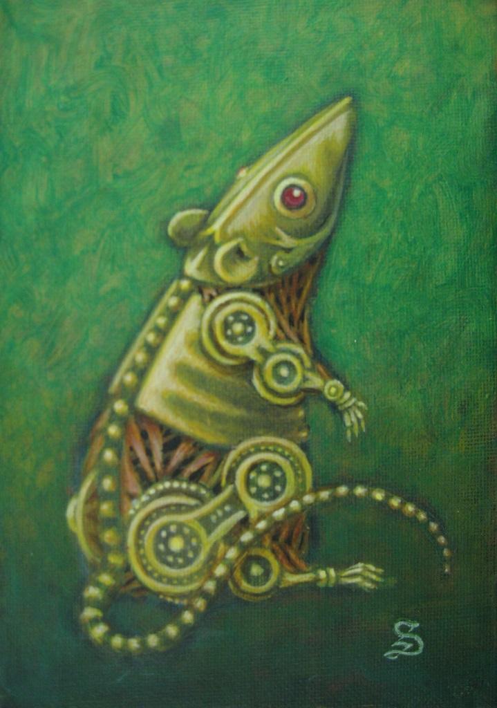 Brass Rat