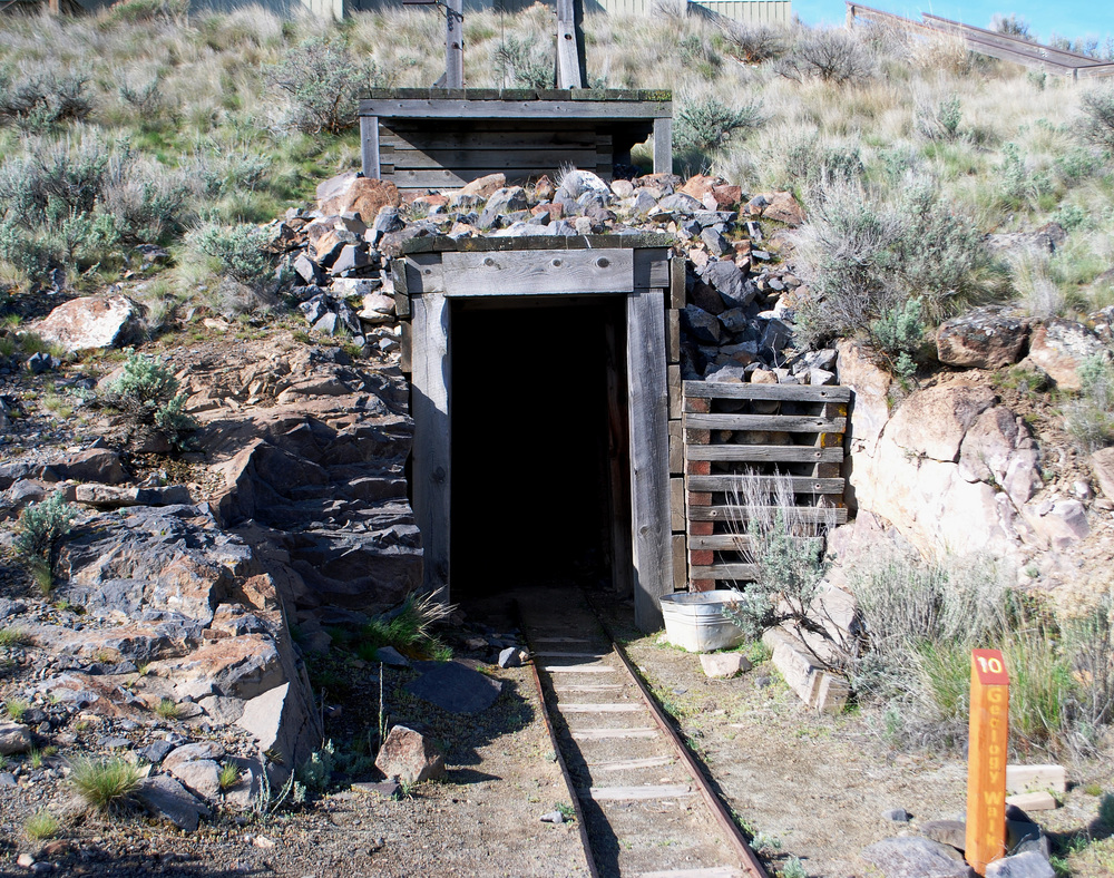 Deserted Mine Shafts