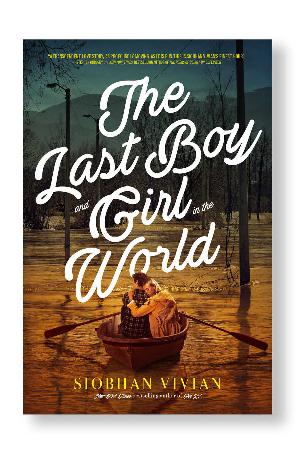 The Last Boy on Earth (Inspired Books)