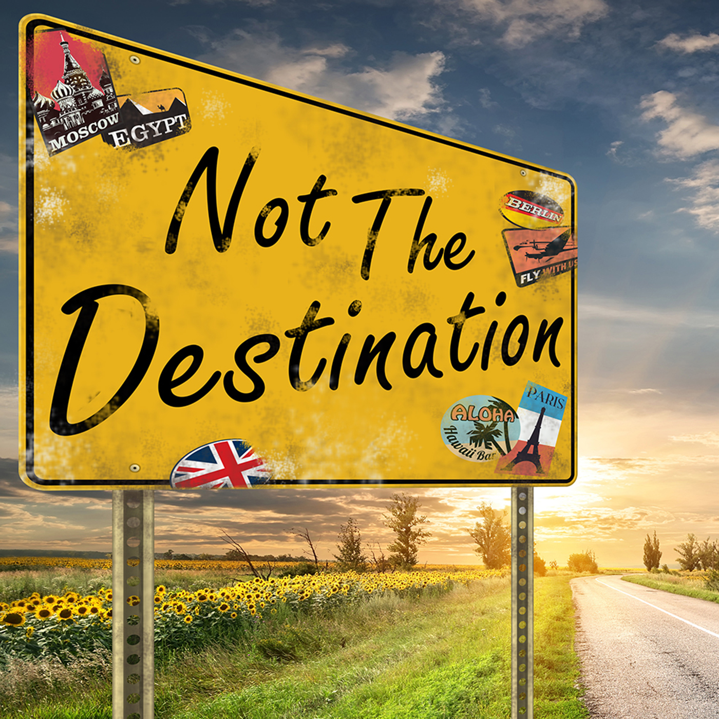 Not the Destination