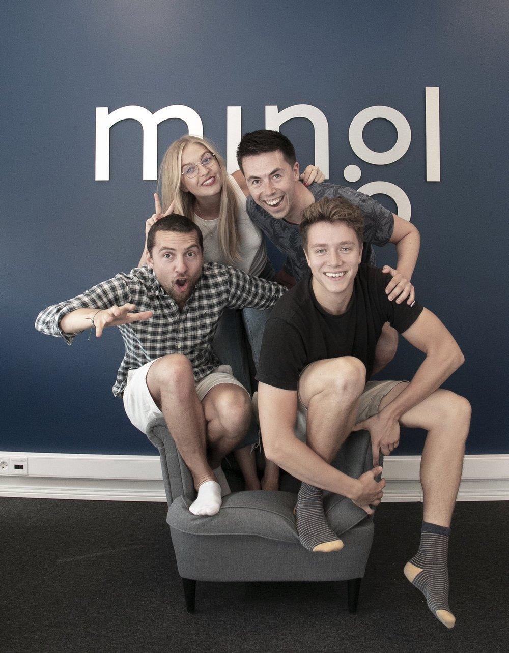 The Mingl team