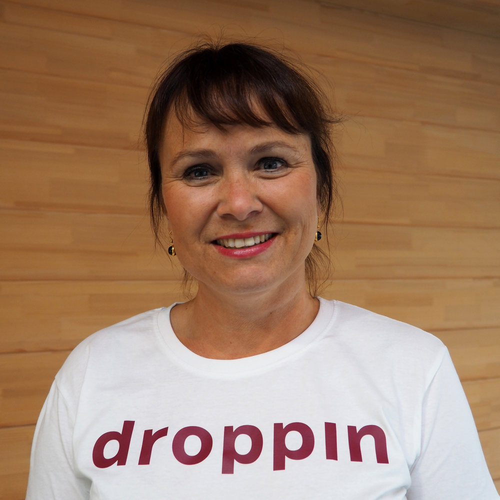 Marianne F. Lilland - Founder & CEODroppin