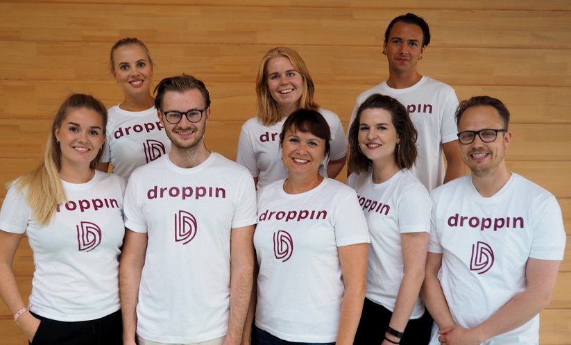 The Droppin team
