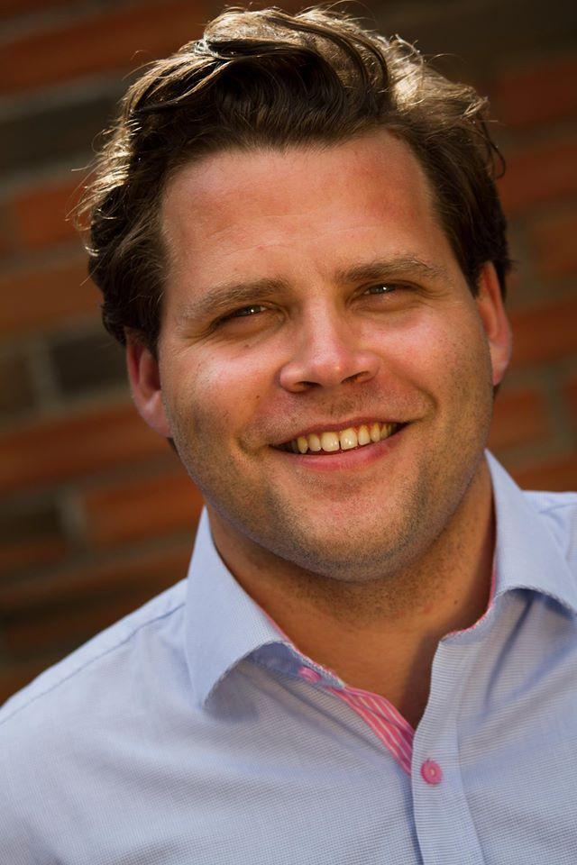Vegard Grepstad - CEO & Co-founderSports Computing