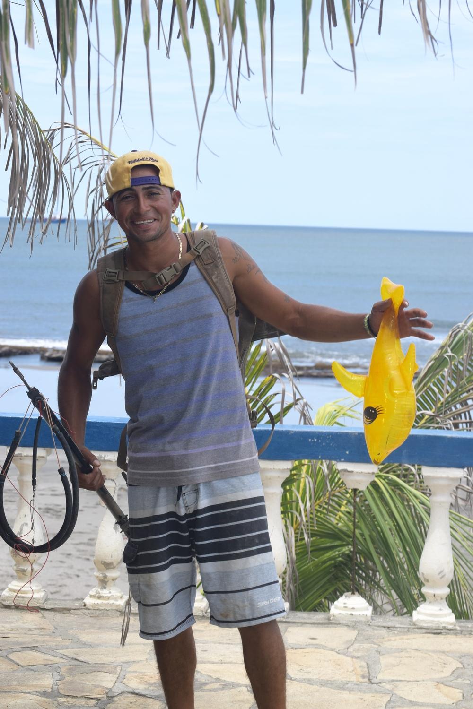 Jimmy Baldivia - el capitan