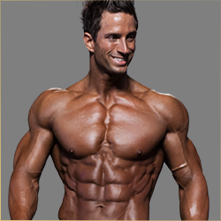 Shaun Standridge National Level Men's Physique Champion