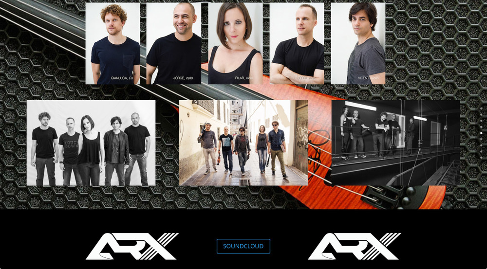 Arx Website