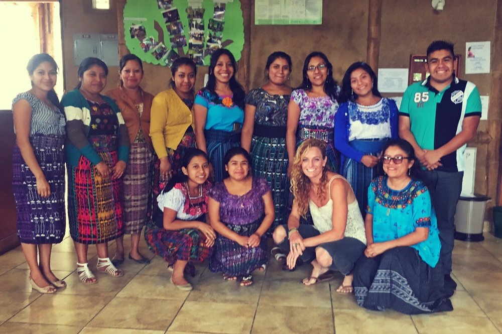 Training in managing perinatal depression with community health workers in San Juan and San Pablo La Laguna, Guatemala