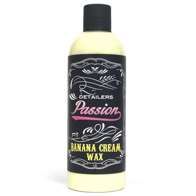Banana Cream Wax Gloss ✔️ Protection✔️ Easy Application✔️ . . #cardetailing #detailerspassion #carcare