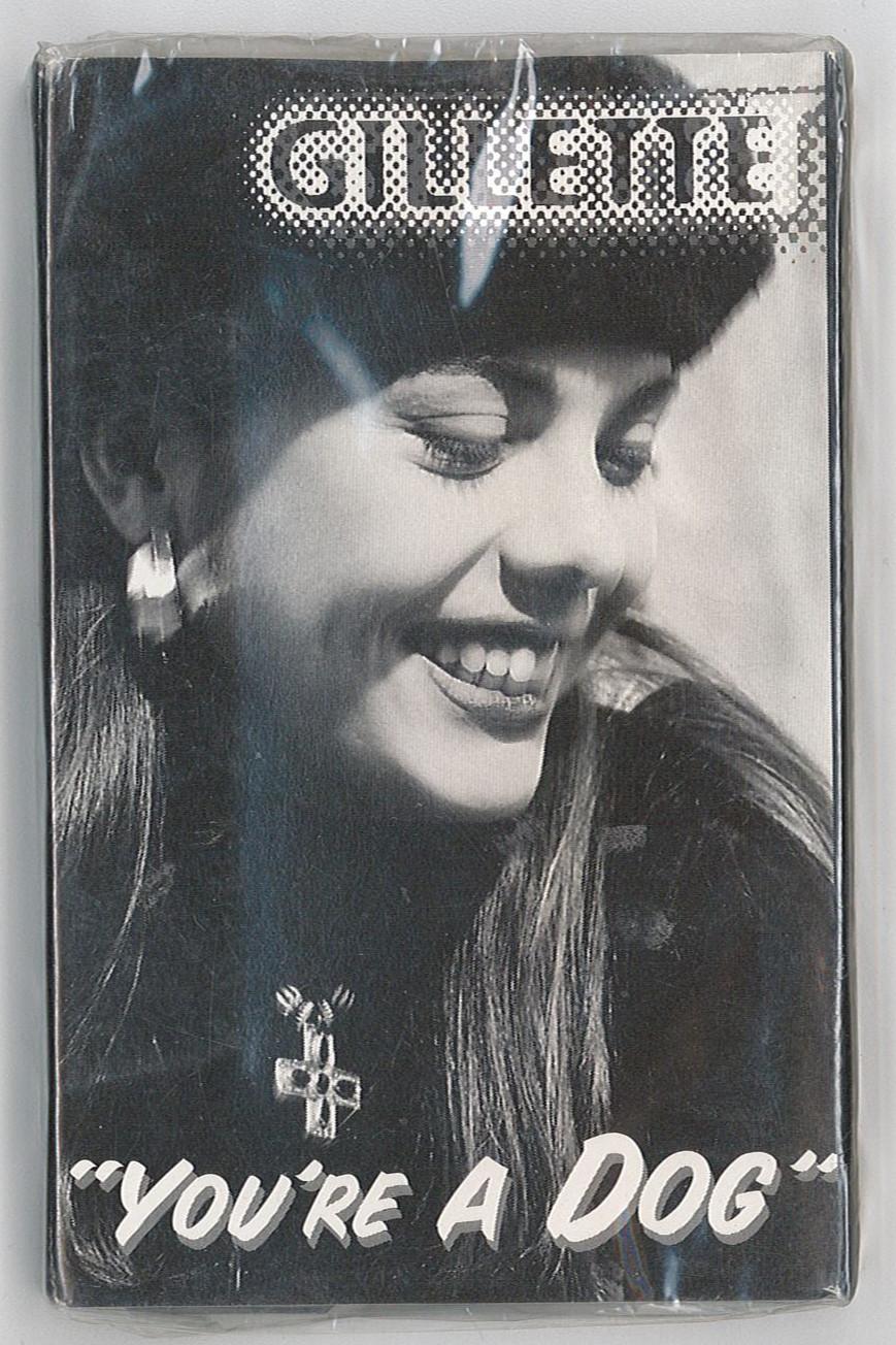 WLWLTDOO-1995-CS-GILLETTE-YOUREADOG-SINGLE-FRONT.jpg