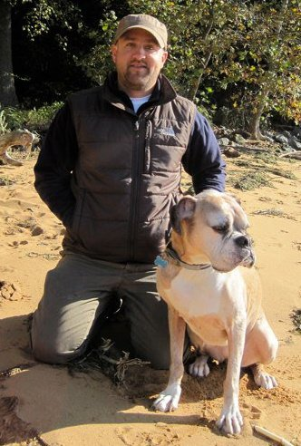 Matt + Dog