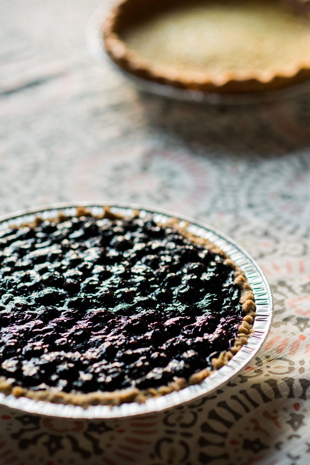 pie by Kerry Lattimore, photos by  Kate Grewal Photography