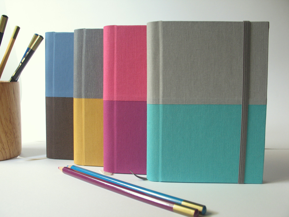Color Combo Planners by Arte e Luar Bookbinding