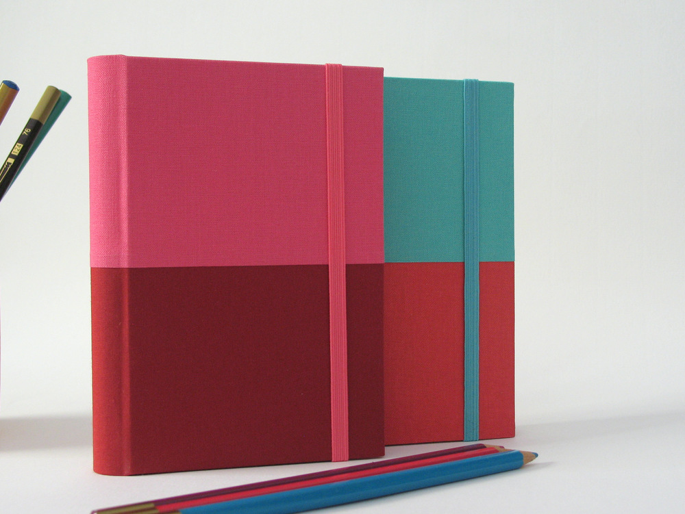 2016 Color Block Weekly Planner