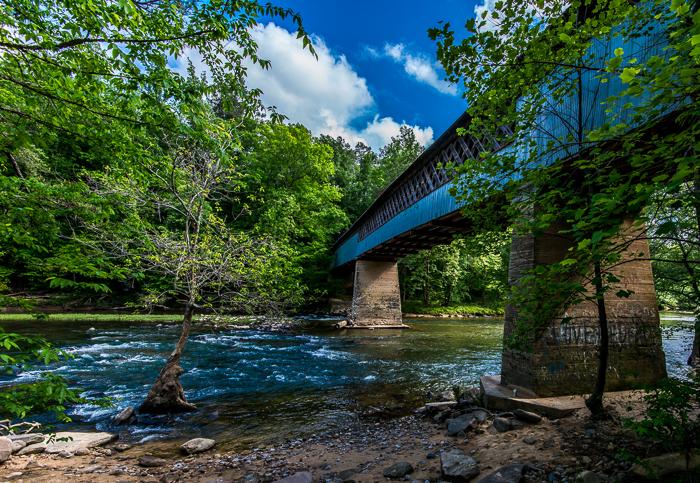 Swann Covered Bridge