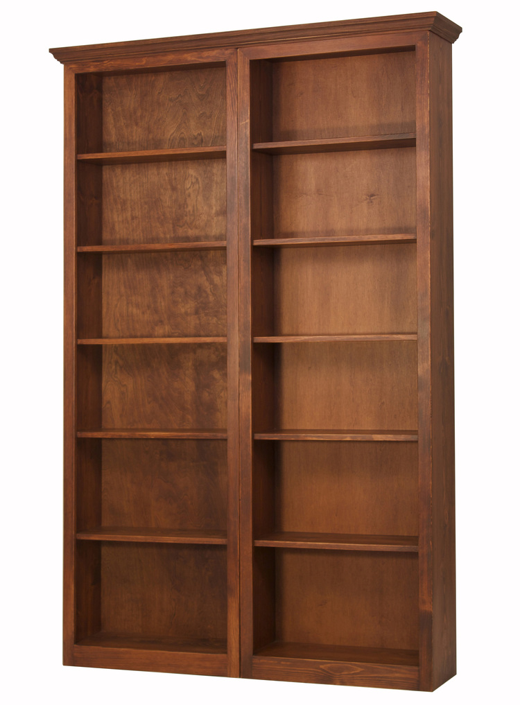 pinefinders bookcases old pine large bookcase reclaimed antique
