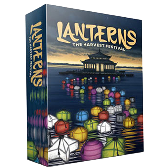 Lanterns: The Harvest Festival (T.O.S.) -  Renegade Game Studio