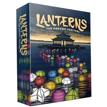 Lanterns: The Harvest Festival (T.O.S.) -  Renegade Game Studio