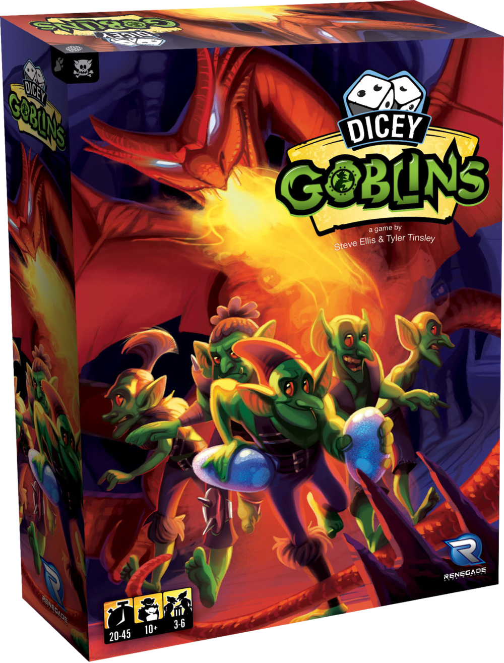 Image result for dicey goblins